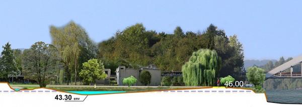 Renaturation d'une friche urbaine – Champagne-sur-Seine (77)